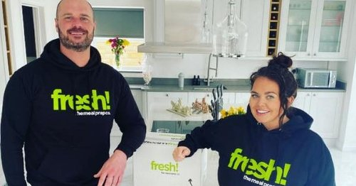 Teesside meal prep boss fuels TV star ahead of upcoming appearances