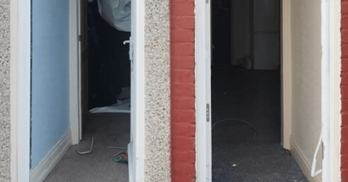 '£250K worth of cannabis' seized from two houses on the same street