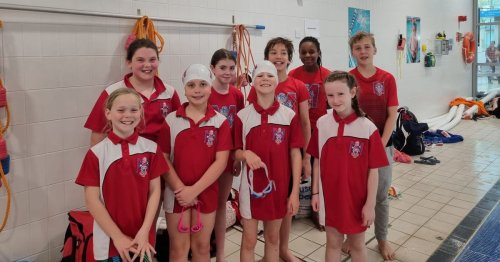 Swimming club with opportunity to win £100k needs your vote