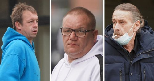 Alleged organised crime gang accused of offences against elderly