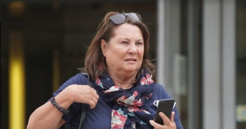 Retired woman banned from the road after refusing to provide breath test