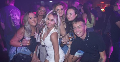 Fifty two photos of clubbers enjoying 'Freedom Day' at The Empire