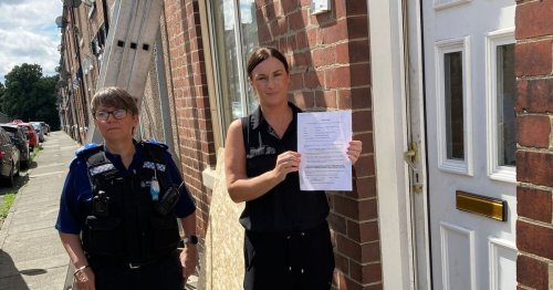 Problem house at centre of suspected drug dealing closed down