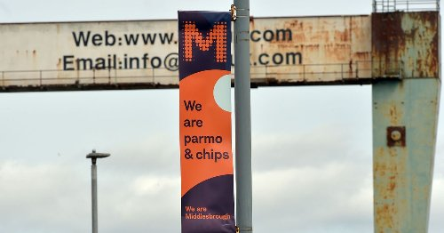 Middlesbrough banners 'ill conceived and inappropriate' says mayor
