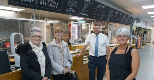 Cornerstone cafe providing lifeline to community for over 20 years
