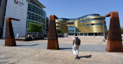 Teesside University named university of the year for social Inclusion