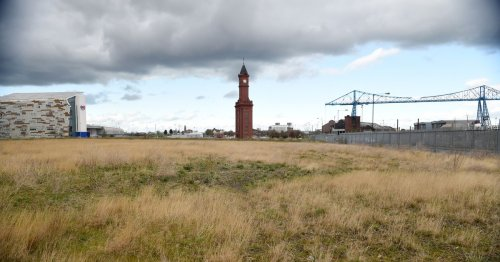 Gigs, a beach or Wet 'n' Wild: Your ideas for Middlehaven Docks site