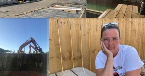 Home owner says living next to new Aldi store is 'unbearable'