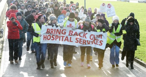 Calls for Hartlepool hospital expansion - rather than £380m North Tees spend