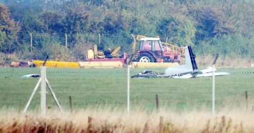 Teesside Airport poised to reopen on Monday after runway crash