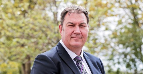 Steve Turner admits to having police caution after MP accuses him of stealing
