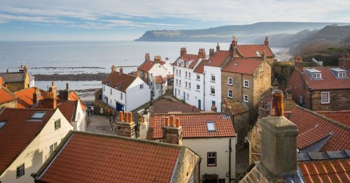 The town named in top 5 UK places to buy a seaside home