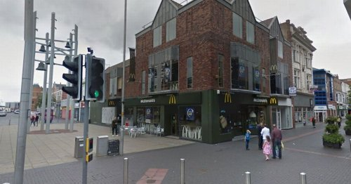 Pervert arrested outside McDonald's after trying to meet 'schoolboy'