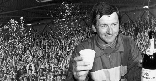 The most-loved Boro manager....surely it's Bruce Rioch?