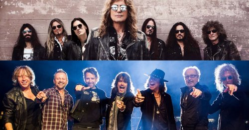'Beyond excited' David Coverdale announces new Whitesnake tour dates