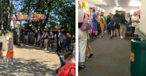 Flamingo Land's apology to family after 'horrendous' Bank Holiday trip