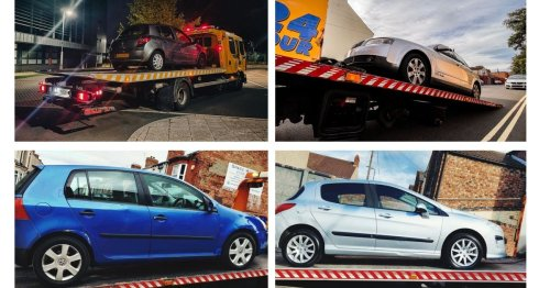 What officers were looking for as drivers targeted in police operation