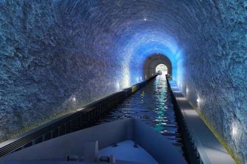 Stad Ship Tunnel has Finally been given The Thumbs up - GCO Portal