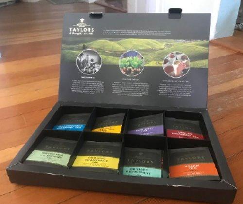 Viva Variety: Taylors of Harrogate Assorted Specialty Teas Box