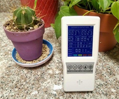 Air Quality Monitor by HYVQDNM: Easy O2 Testing