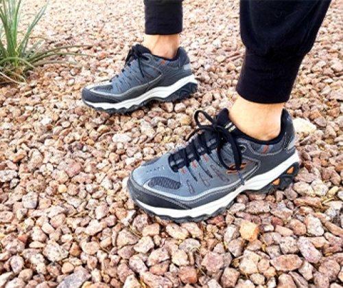 Mega Memory Foam: Skechers After Burn Walking Shoe