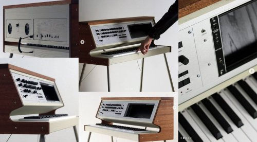 Love Hultén's latest design combines Minilogue with Eurorack