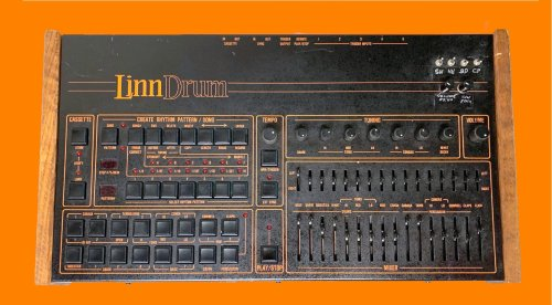LinnDrum: Software tools to get THE 80s drum sound