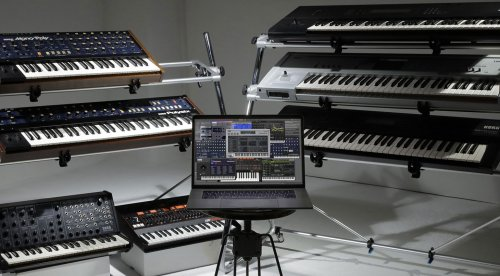 Korg Collection 3: New emulations of classic synths - gearnews.com