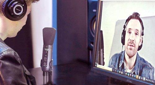 TASCAM TM-250U: USB-C microphone for recordists and content creators - gearnews.com