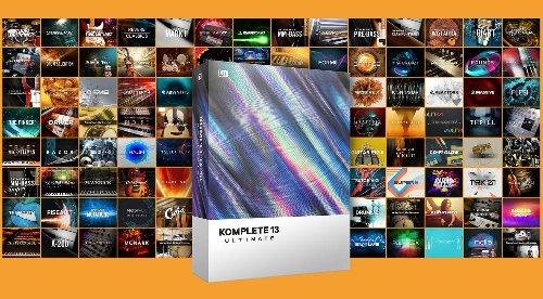 Deal: Save up to 50% when you upgrade to Native Instruments Komplete 13