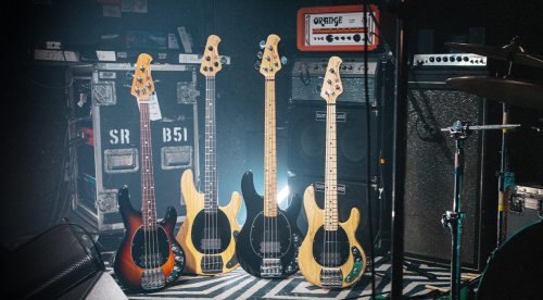 Music Man: Tim Commerford StingRay Collection