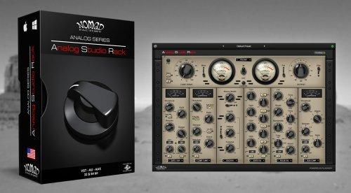 Deal: Nomad Factory Analog Studio Rack Channel Strip für nur 49 Euro