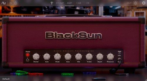 Audio Assault BlackSun Amp Emulation – bis 1. Dezember noch kostenlos