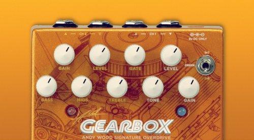 Wampler Gearbox: Tumnus und Pinnacle in einem Gehäuse!   gearnews.de