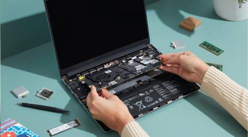 Framework Laptop: Modulares Notebook zum Nachrüsten