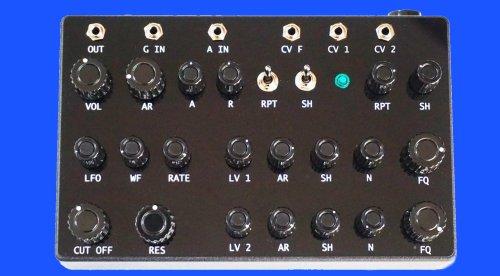 JMT NDE-1: ungewöhnliche Mini-Synthesizer Box - gearnews.de
