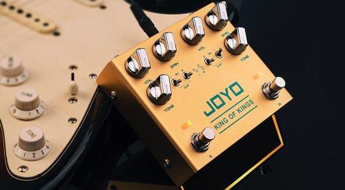 Joyo R 20 King Of Kings: King of Tone zum Schnäppchenpreis?