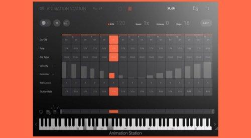 Sample Logic Animation Station: MIDI-Plug-in für neue musikalische Ideen