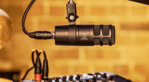 Audio-Technica AT2040 Podcast-Mikrofon: Großer Sound zu kleinem Preis?