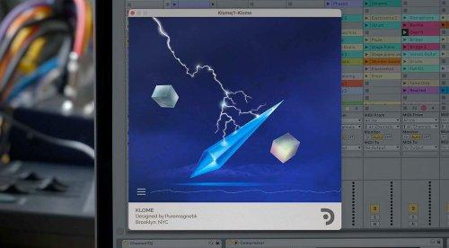 Puremagnetik Klome: Der nächste audiovisuelle Synthesizer der Lore Reihe - gearnews.de
