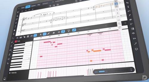 Kostenlos: Steinberg präsentiert Notations-App Dorico für das iPad