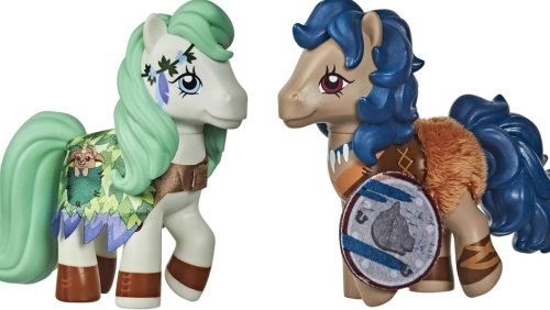 This Is the D&D and MY LITTLE PONY Crossover We Need | Geek and Sundry