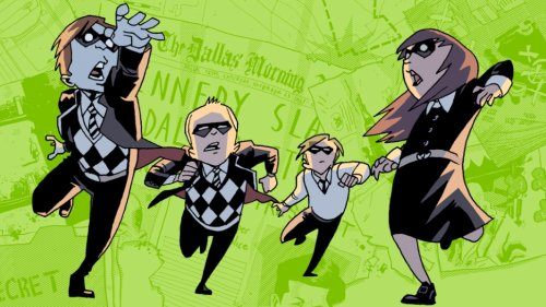 Save the World In THE UMBRELLA ACADEMY Card Game | Geek and Sundry