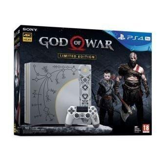 Une PS4 pro en édition limitée pour God Of War