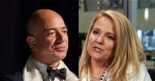 SpaceX's Gwynne Shotwell as Blue Origin's CEO? New book about Jeff Bezos says she was asked