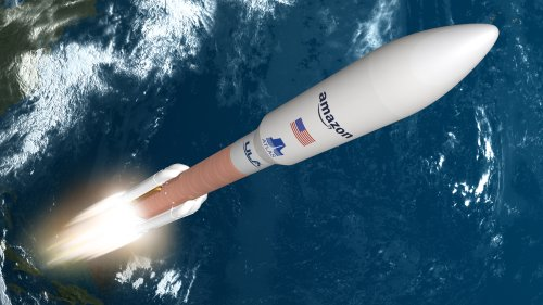 Amazon picks the rocket that'll launch the first Kuiper satellites — and it's not from Blue Origin