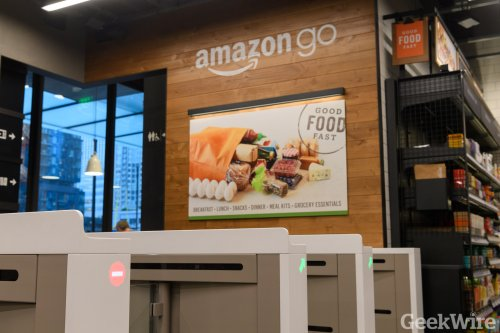 Amazon Go app is checking out, as shoppers can now use company's main app at all physical stores