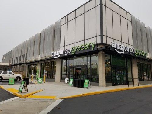 Amazon rebrands Amazon Go Grocery to Amazon Fresh, closes Seattle-area store near Microsoft HQ