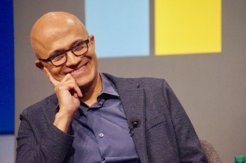 Microsoft hits $2 trillion market cap for first time