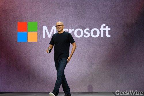 Satya Nadella's biggest success as Microsoft CEO; Inside GeekWire's Great Race; Number of the Week
